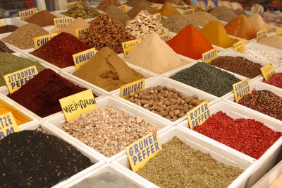 French Colonial spices