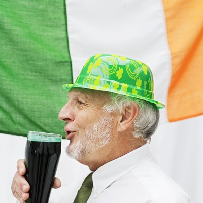 Play an Irish drinking game.