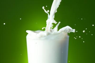 Raw milk may be dangerous.