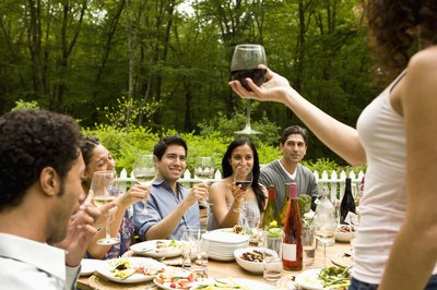 Wine tasting can also be a fabulous idea for birthday parties if the birthday boy is into wine.
