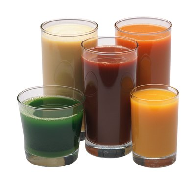Ascorbic acid preserves the color of juice.