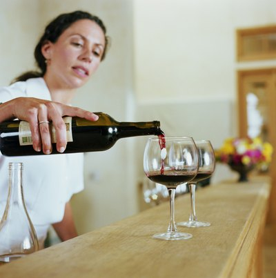 Dry red wines are more popular worldwide than sweet red wines.