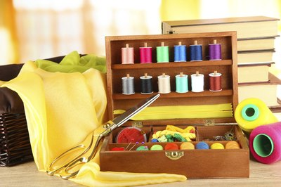 small sewing kit