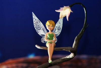 Tinker Bell is the perfect party princess.