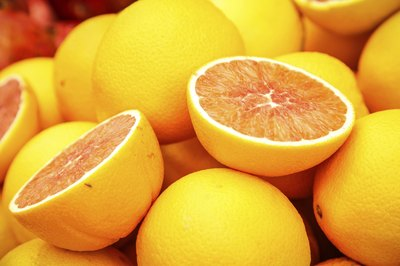 Citric acid naturally occurs in citrus.