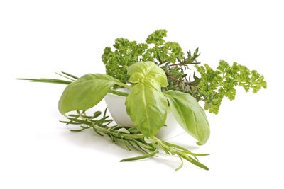 Fresh herbs will make your food taste so much better almost immediately. Fact.