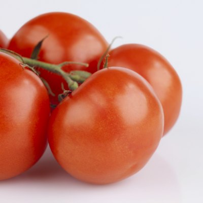 Close up of tomatoes