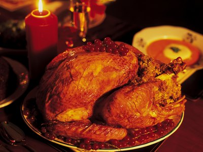 Cooks can experiment with spicy or smoky seasoning to perk up a roast turkey.