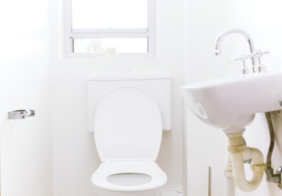 Toilet Smells Like Sewer Gas (with Pictures) | eHow