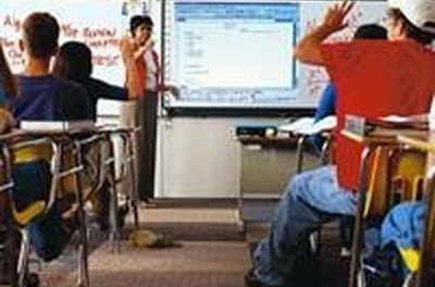 Use a Smart Board in the Classroom