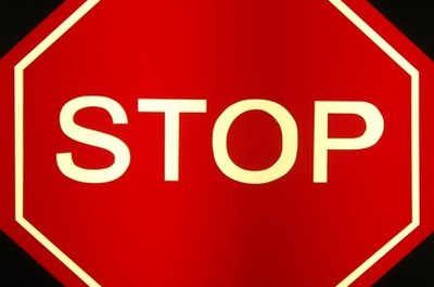 Ohio laws on four-way stop signs are designed to make drivers safer.