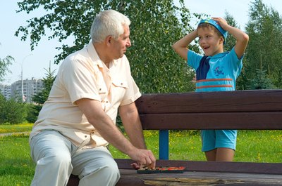 Grandparents sometimes need to fight legally for the right to see their grandchildren.