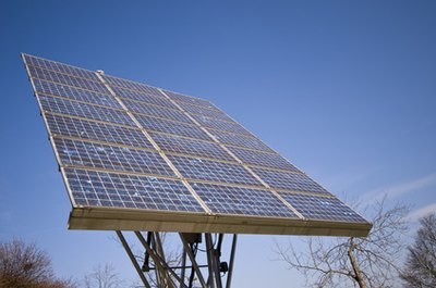 Solar energy systems entitle you to a tax credit.