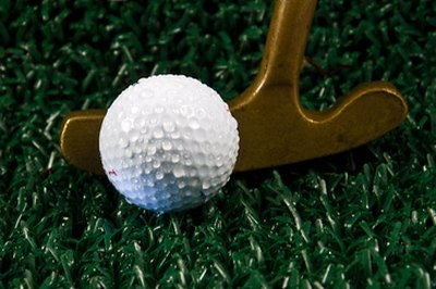The Bulls Eye putter has remained a favored club for more than half a century.