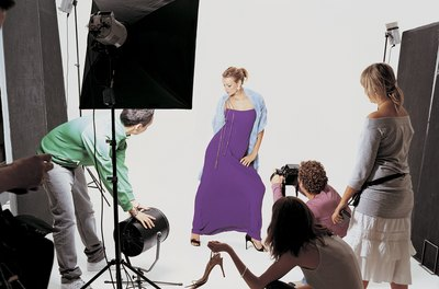 Many of the essential roles in a modeling agency and school are behind-the-scenes positions.