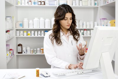 Pharmacy interns apply what they've learned in a practice setting.
