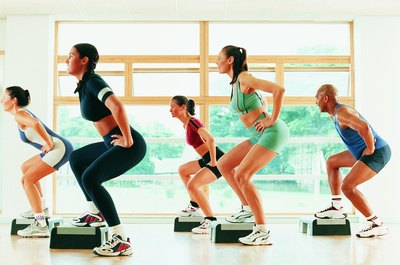 Cardio exercises help slim thighs.