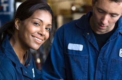 Women who enter the automotive service profession are breaking barriers.
