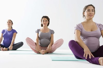 Non-strenuous exercise is recommended for pregnant women.