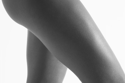Targeted exercises can strengthen your thighs.