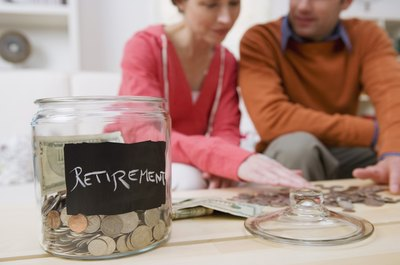 A pension plan is one potential source of retirement income.