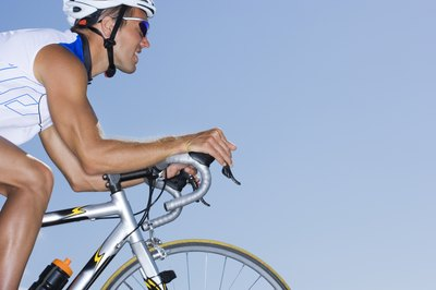 Warming oil can increase your speed by fighting muscle fatigue during long-distance cycling.