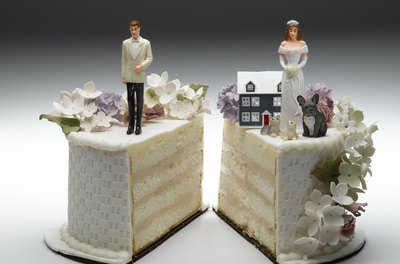 Going through a divorce may mean amending your living trust.