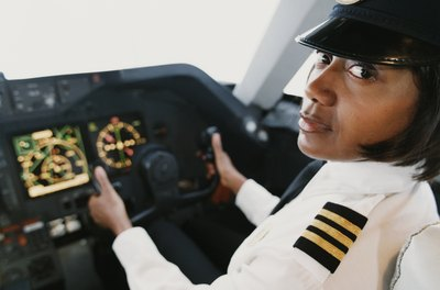 The airline captain's duties cover every aspect of the operation of the aircraft.
