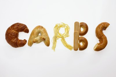 Although often shunned, carbohydrates should make up the basis of your calorie intake.
