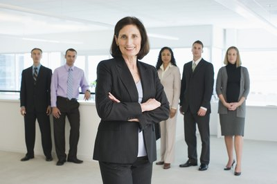 Careers for the ENTJ Profile - Woman