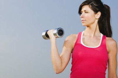 Don't neglect dumbbells in your fat loss plan.