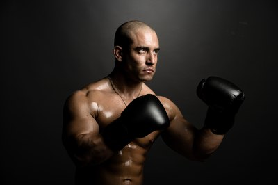 Shadowboxing can be an excellent way to lose weight.