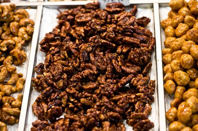 Walnuts are rich in disease-fighting nutrients.