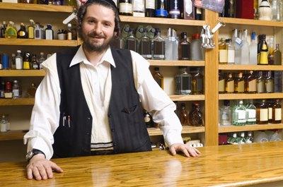 Many Hasidic Jews take retail jobs.