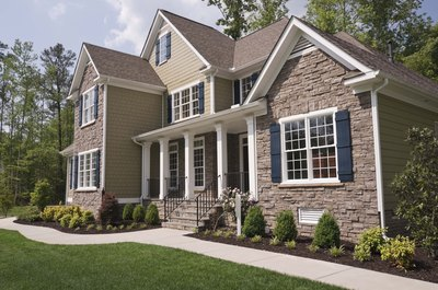 Your homeowners insurance should cover the outside and the inside.