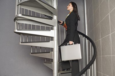 Knee problems can make one flight of stairs feel like 20.