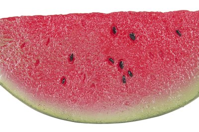 Watermelon keeps you full, while hydrating your body.