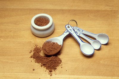 Cacao, or cocoa, powder contains health-promoting nutrients.