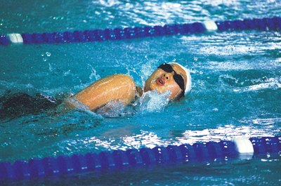 Swimming will give you a cardio workout.