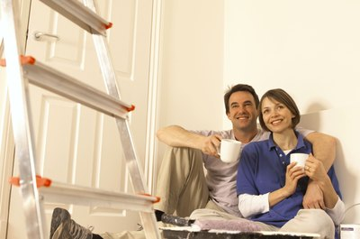 Many entry-level homebuyers make payments directly to the original owner.