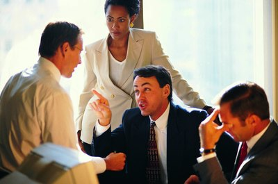 Poor management can cause conflict in the workplace.