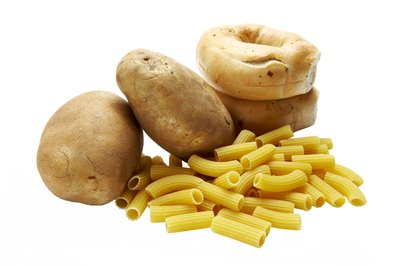 As a group, carbohydrates are composed of sugars, starches and fiber.
