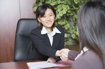 Don't be afraid to talk yourself up during an interview.