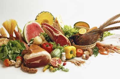A real food diet is made up of human grade foods.