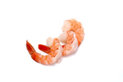 Shellfish such as shrimp are excellent sources of taurine.