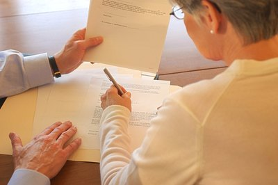 Testamentary trustees are appointed through wills.