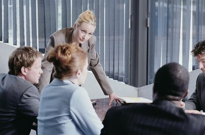 If you work with a management team, you could also hold a group meeting to discuss problem employees.