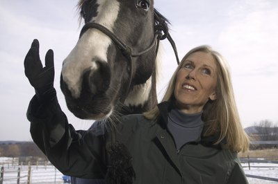 Therapeutic riding instructors teach all over the country.