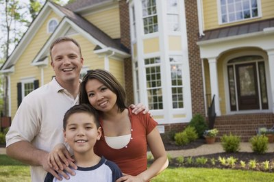 Couples with limited credit may use a parent to co-sign their mortgage.