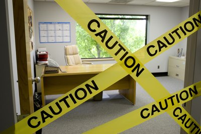 Illegal activity in the workplace harms businesses.